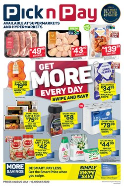 Pick n Pay catalogue ( 6 days left )