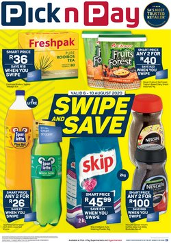 Groceries offers in the Pick n Pay catalogue in Pretoria ( Expires tomorrow )