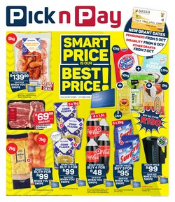 Groceries offers in the Pick n Pay catalogue ( 3 days ago )