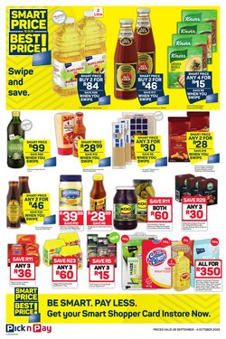 LEGO specials in Pick n Pay