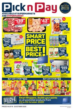Pick n Pay catalogue ( 1 day ago )