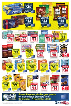 Morocco specials in Pick n Pay