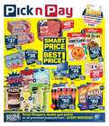 Pick n Pay catalogue ( Published today )