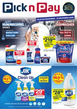 Pick n Pay offers in the Pick n Pay catalogue ( 12 days left)