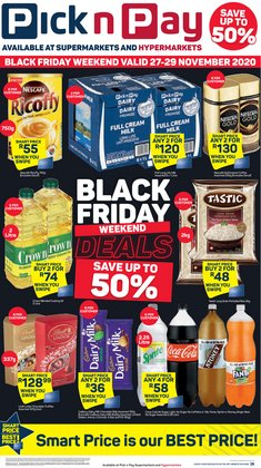 Pick n Pay catalogue in Cape Town ( Expires tomorrow )