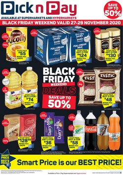 Pick n Pay catalogue ( Expires tomorrow )