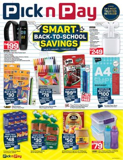 Groceries offers in the Pick n Pay catalogue in Pretoria ( 27 days left )