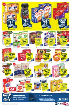 Christmas gifts specials in Pick n Pay