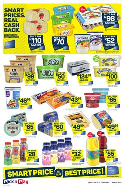 First Choice specials in Pick n Pay