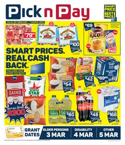 Pick n Pay catalogue in Cape Town ( 5 days left )