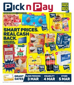 Pick n Pay catalogue ( 2 days ago )
