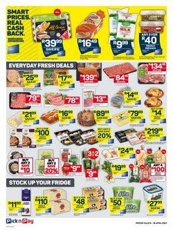 Groceries offers in the Pick n Pay catalogue ( 4 days left )