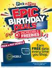 Pick n Pay catalogue The Boulders Shopping Centre in Midrand ( 28 days left )