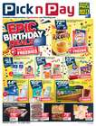 Pick n Pay catalogue The Boulders Shopping Centre in Midrand ( Expires today )