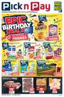 Pick n Pay catalogue Bay West Mall in Port Elizabeth ( Expires today )
