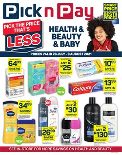 Pick n Pay offers in the Pick n Pay catalogue ( 6 days left)