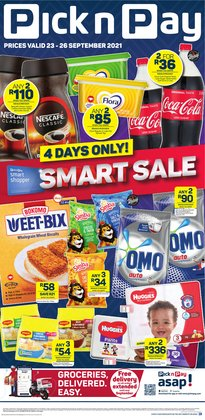 Pick n Pay offers in the Pick n Pay catalogue ( Expires tomorrow)