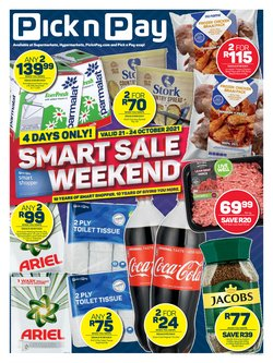 Groceries offers in the Pick n Pay catalogue ( 1 day ago)