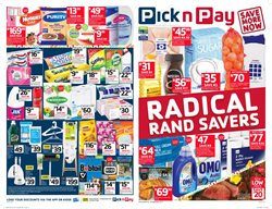 Diapers offers in the Pick n Pay catalogue in East London