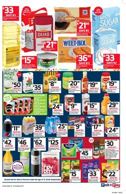 Tea offers in the Pick n Pay catalogue in Klerksdorp