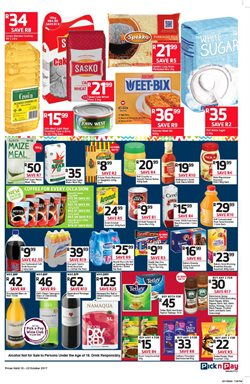 Tea offers in the Pick n Pay catalogue in Cape Town