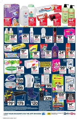 Diapers offers in the Pick n Pay catalogue in Durban