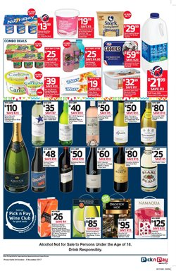 Saw offers in the Pick n Pay catalogue in Cape Town
