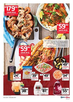Chicken offers in the Pick n Pay catalogue in Cape Town