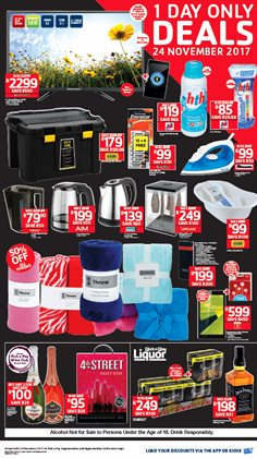 Furniture offers in the Pick n Pay catalogue in Cape Town