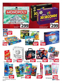 Games offers in the Pick n Pay catalogue in Cape Town