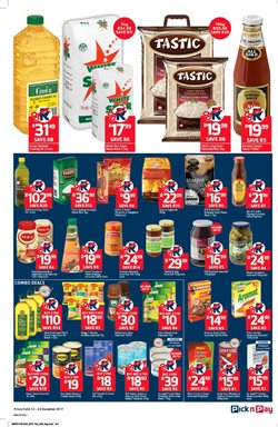 Mayonnaise offers in the Pick n Pay catalogue in Cape Town