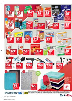 Floors offers in the Pick n Pay catalogue in Cape Town