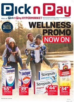 Pharmacy offers in the Pick n Pay catalogue in Cape Town