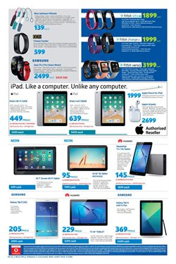 Tablet offers in the Incredible Connection catalogue in Cape Town