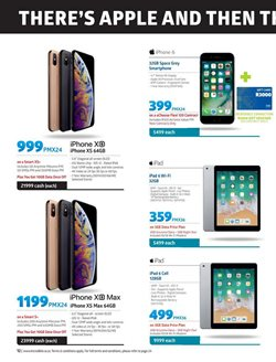 IPhone offers in the Incredible Connection catalogue in Randburg
