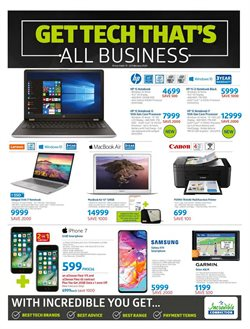 Electronics & Home Appliances offers in the Incredible Connection catalogue ( Published today )