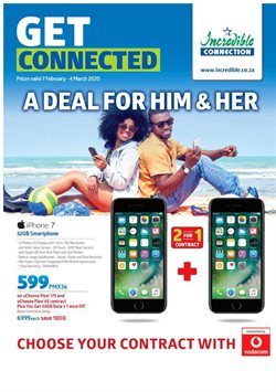 Iphone 7 specials in Incredible Connection