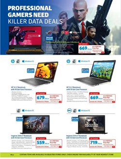 Dell specials in Incredible Connection