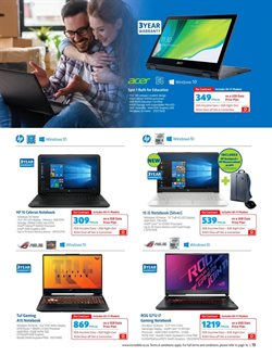 Windows specials in Incredible Connection