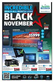Incredible Connection In George Black Friday Deals Specials