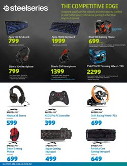 Keyboard offers in the Incredible Connection catalogue in Cape Town