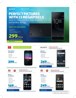 Huawei offers in the Incredible Connection catalogue in Cape Town