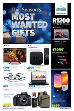 Incredible Connection deals in the Brackenfell special