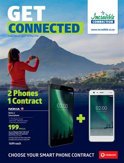 Incredible Connection deals in the Port Elizabeth special