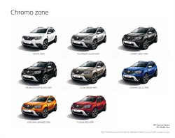 Paint specials in Renault