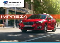 Subaru catalogue ( More than a month )