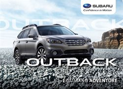 Cars, motorcycles & spares offers in the Subaru catalogue in Cape Town