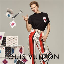 Luxury brands offers in the Louis Vuitton catalogue ( 5 days left )