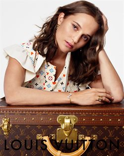 Luxury brands offers in the Louis Vuitton catalogue in Cape Town ( More than a month )