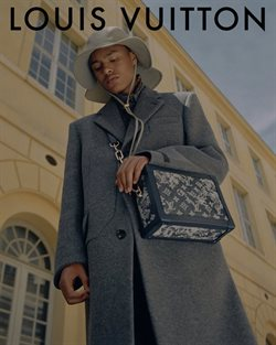 Luxury brands offers in the Louis Vuitton catalogue in Johannesburg ( 11 days left )